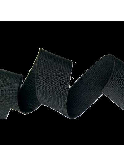 Резинка 45 мм, цвет черный