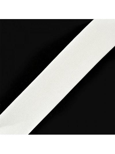 Резинка 50 мм, цвет белый