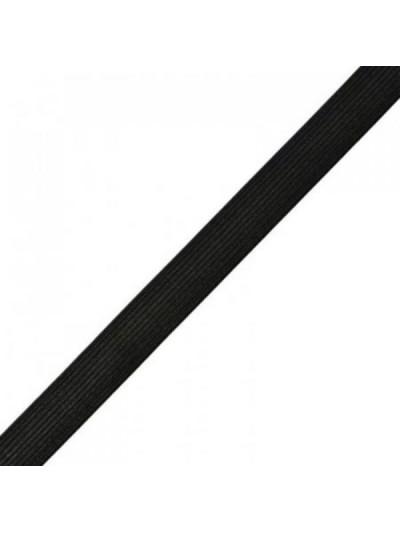 Резинка 25 мм, цвет черный