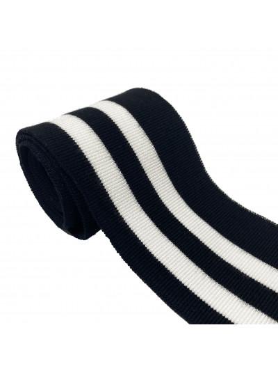Подвяз трикотажный (черн-бел)