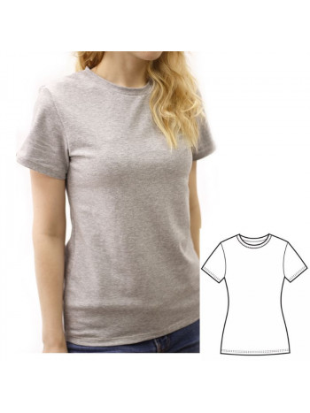 """Женская футболка """"Тери"""""""